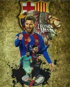 Barca#MESSI. El mejor Barcelona Team, Barcelona Football, Soccer Art, Soccer Poster, Messi Soccer, Messi 10, Good Soccer Players, Football Players, Ronaldo
