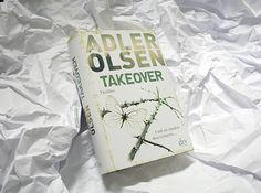 Ein dunkles Familiengeheimnis. Ein Mann und eine Frau im Zentrum einer internationalen Verschwörung … ›TAKEOVER‹, der Bestseller von Jussi Adler-Olsen, erscheint heute auf Deutsch!