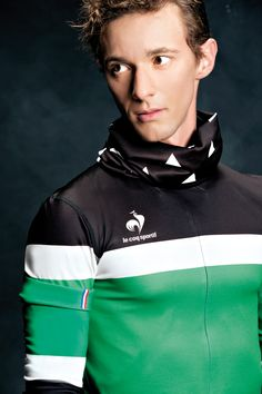 Following its grand return to the Tour de France in 2012, le coq sportif presents its first range of cycling performance.