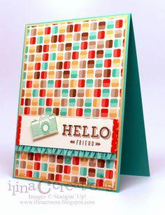 My Creations: Hello Friend