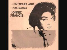 Today in 1960 Connie Francis was singing to us across our radios with her hit 'Many Tears Ago' Connie Francis, Mish Mash, Oldies But Goodies, Good Music, Music Videos, Songs, Radios, Jukebox, Ears