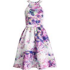 Rental Parker Floral Element Dress found on Polyvore