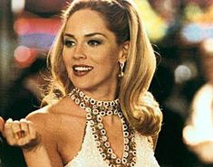 I say every day that I want to look like Sharon Stone as Ginger in casino and I wish that I could have been at studio 54. I was born in the wrong decade.