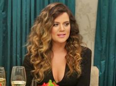 9 Times That Khloé Kardashian's Hair Was Everything You Aspire to Be in Life on | E! Online Mobile