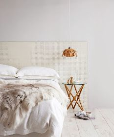 The Design Chaser: Interior Styling | White Bedrooms