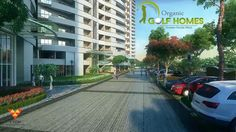 Vyom Organic Golf Homes comes packed with stylish 2BHK, 3BHK and 4BHK roomy and well-ventilated apartments.