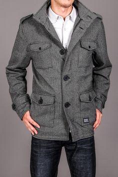 KR3W Manchester Jacket