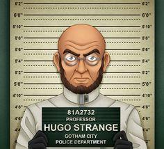 DC Comics Hugo Strange by Costalonga⭐ posted on DeviantArt Batman Lex Luthor, Dc Comics, Gotham City, Catwoman, Hugo Strange, Strange Art, Kids Cartoon Characters, Cartoon Art, Nightwing And Starfire