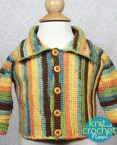 Free Sideways Cardigan pattern download Design by Berroco Design Team Featured in Season 6, Episode 1, of Knit and Crochet Now! TV.