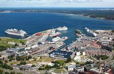 Tallinn Old Port Yacht Harbour / Old City Marina