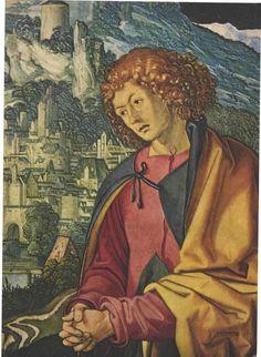'John' von Albrecht Durer (1471-1528, Germany)
