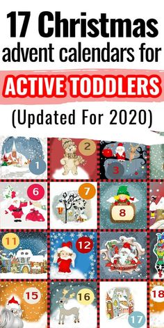 Non-candy Christmas Advent Calendars For Toddlers, DIY Advent calendars that are non-candy. Christmas countdown calendar fillers, bestselling Advent Calendars for toddlers in 2020. #Christmas #Toddlers #toddlersgifts #advent Christmas Food Treats, Toddler Christmas Gifts, Christmas Crafts For Toddlers, Christmas Activities, Christmas Candy, Christmas Diy, Christmas Countdown Calendar, Diy Advent Calendar, Advent Calendars