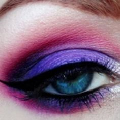 Theatrical Eye Makeup | Dramatic Eye Makeup Tips How Exotic