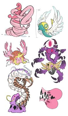 So, has been doing daily pokemon. Pokemon Alola, Pokemon Comics, Pokemon Memes, Pokemon Fan Art, Deviantart Pokemon, Pokemon Breeds, Alien Drawings, Mega Evolution, Original Pokemon