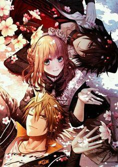 Immagine di amnesia, anime, and shin Amnesia Anime, Toma Amnesia, Anime Boys, Manga Anime, Amnesia Memories, Kamigami No Asobi, I Love Anime, Anime Couples, Anime Characters