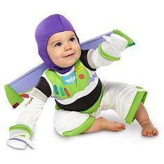 Fantasia para bebê do Toy  Story
