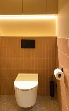 3d Tiles, Interior Architecture, Interior Design, Yellow Bathrooms, Toilet, Studio, Projects, Architecture Interior Design, Nest Design