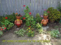 Terra Cotta Flower Pot Crafts | Making Flower Pot People | ThriftyFun