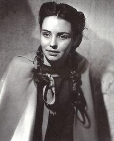 Jennifer Jones in The Song of Bernadette 1943