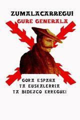 ZUMALACARREGUI, GURE GENERALA #carlismo