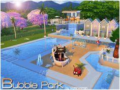 Bubble Park by Waterwoman at Akisima • Sims 4 Updates