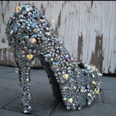 Snookis shoes from the European MTV awards! I'm obsessed