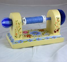 could paint the one you have   Thread holder and pincushion
