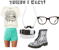 """""""~wishlist~"""" by picklepiesrock ❤ liked on Polyvore"""