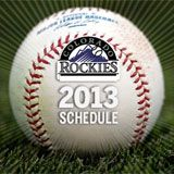 Come support the Colorado Rockies at Coors Field.  Always a great way to beat the heat!