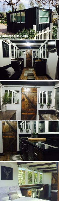 Container House - MODERN NEVADA TINY CONTAINER HOME - Who Else Wants Simple Step-By-Step Plans To Design And Build A Container Home From Scratch?