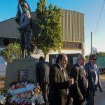 Emotivo homenaje a 33 años de la Gesta de Malvinas
