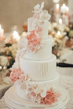 Diamond Wedding Cakes, Textured Wedding Cakes, Fancy Wedding Cakes, Wedding Cake Pearls, Creative Wedding Cakes, Wedding Cake Roses, Luxury Wedding Cake, Amazing Wedding Cakes, Wedding Cake Toppers