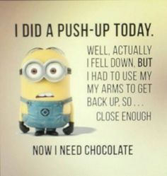 Funny Minions Quotes Of The Week - Every guy thinks that every girls' dream is to find the perfect guy. Please, every girls' dream is to eat without getting fat. Minion Humour, Funny Minion Memes, Minions Quotes, Funny Jokes, Hilarious, Funny Laugh, Funny Life, Dump A Day, Funny Minion Pictures
