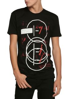 Twenty One Pilots Circles T-Shirt | Hot Topic