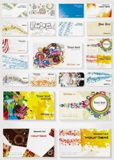 48 best business card templates plantillas images on pinterest 500 tarjetas de visita editables gratis free business card templatesfree flashek Choice Image