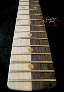 Guitar Mill 2 Tone Neck-M