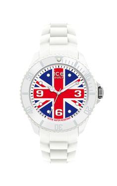 Ice-Watch Engelse vlag WAAAAAAAANT!!