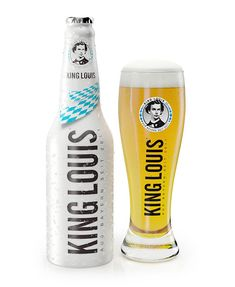 King Louis Bier ~ Designed by Insight Design Studio | Country: Serbia