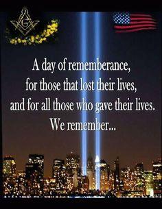 September 11, 2001  -Never Forget
