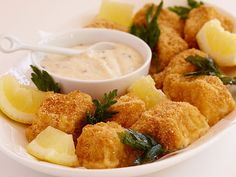 10 Crispy crunchy non fried chicken & fish Dishes