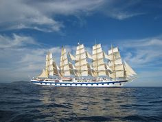 Cosas únicas : Royal Clipper, El mayor velero del mundo Royal Clipper, Sailing Ships, Leo, Boat, World, Boats, Sailing Boat, Merchant Navy, Quotation