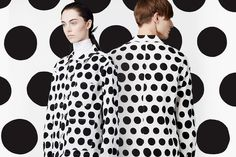 The Jonathan Horowitz x Opening Ceremony 2014 Fall Capsule Collection is Chic #fashion trendhunter.com