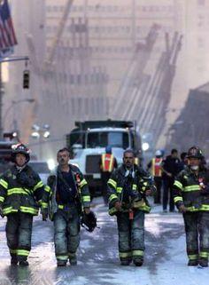 9/11 -  Real heroes