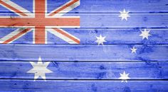 Wood Texture Background With Colors Of The Flag Of Australia Poster. Wood Texture Background, Flag, Australia, Awesome Stuff, Finance, Poster, Real Estate, Passion, Random