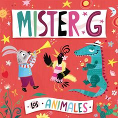 #spanishkidssongs: Learn animals in Spanish with #bilingualsongs from Mister G! #animalsspanish #Spanishchildrensongs #spanishanimals #songsinspanish http://www.spanishplayground.net/mister-g-los-animales/