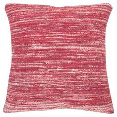 Eloise Pillow in Pixie Red (Set of 2)