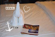 Elephant towel animal