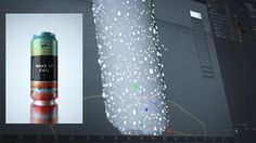 Cinema 4D Tutorial // Water Condensation With Mograph - (1 of 3)