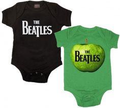 Kiditude - Beatles Bodysuit Gift Set $35.90