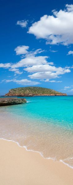 Cala Comte Beach, Ibiza, Spain